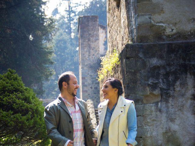 La boda de Álvaro y Grysel en Jiutepec, Morelos 5