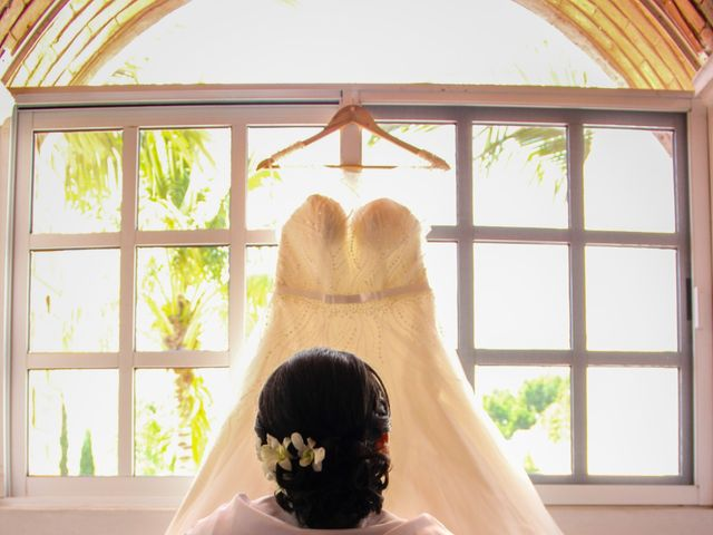La boda de Álvaro y Grysel en Jiutepec, Morelos 7