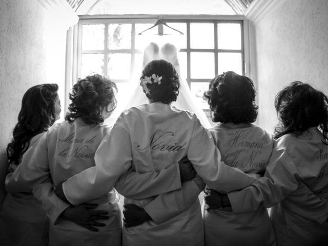 La boda de Álvaro y Grysel en Jiutepec, Morelos 2