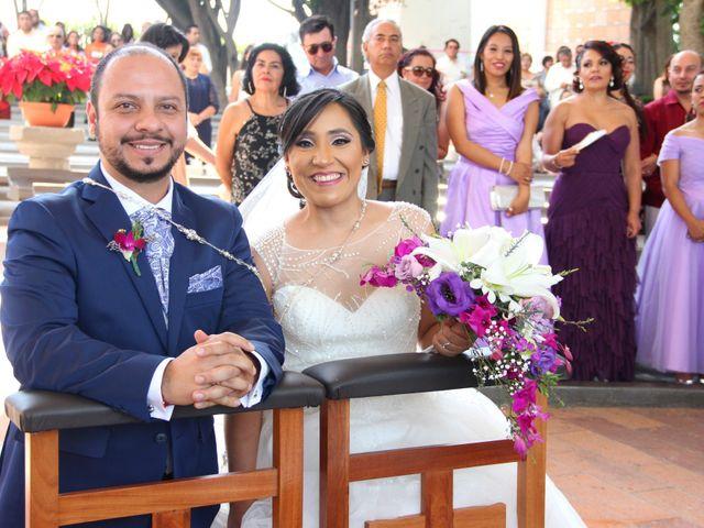 La boda de Grysel y Álvaro