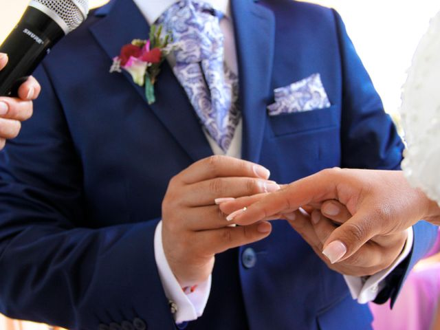La boda de Álvaro y Grysel en Jiutepec, Morelos 11