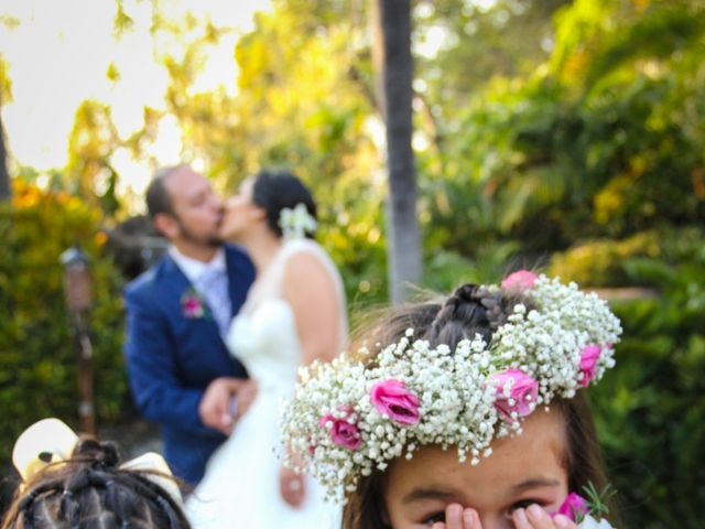 La boda de Álvaro y Grysel en Jiutepec, Morelos 17