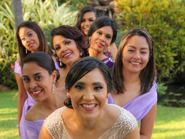 La boda de Álvaro y Grysel en Jiutepec, Morelos 19