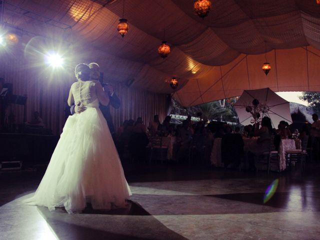 La boda de Álvaro y Grysel en Jiutepec, Morelos 22