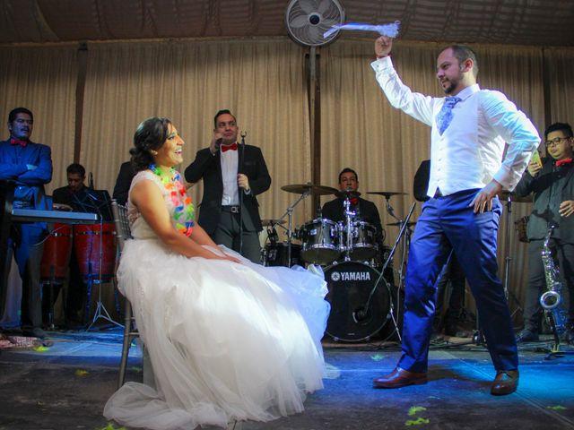 La boda de Álvaro y Grysel en Jiutepec, Morelos 29