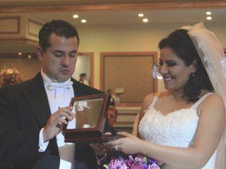 La boda de Ricardo y Pamela