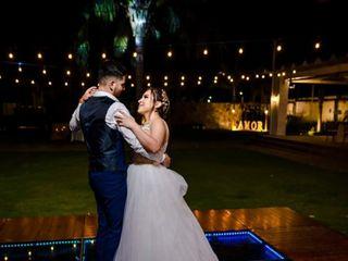 La boda de Sandra  y Gabriel