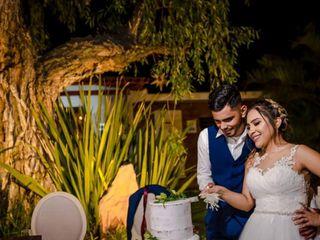 La boda de Sandra  y Gabriel  2