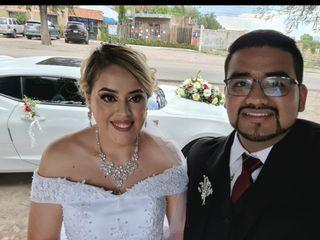 La boda de Sarahy y Alejandro