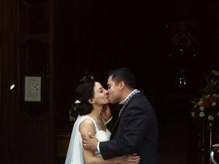 La boda de Gus y Gris 1