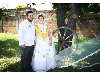 La boda de Ingrid y René