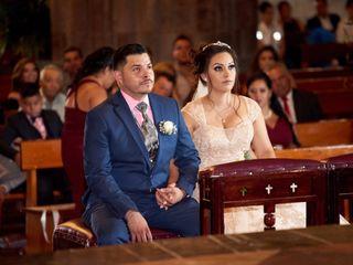 La boda de Karina y Tony