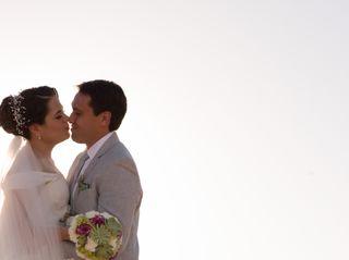 La boda de Jorgelina y Gerardo