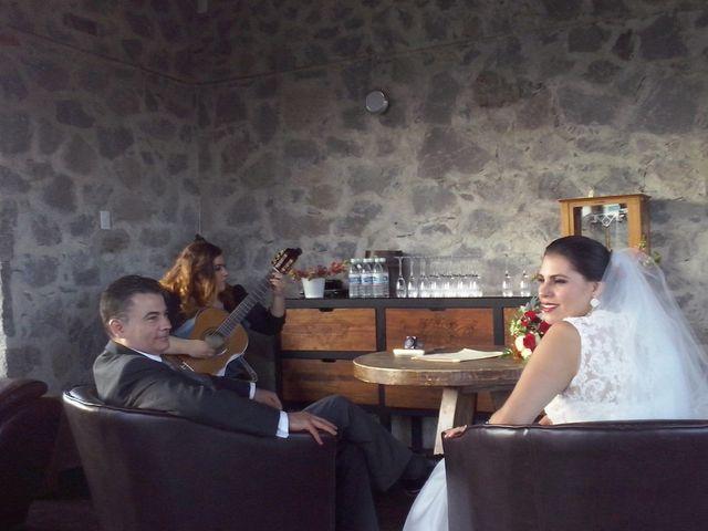 La boda de Miranda y Antonio