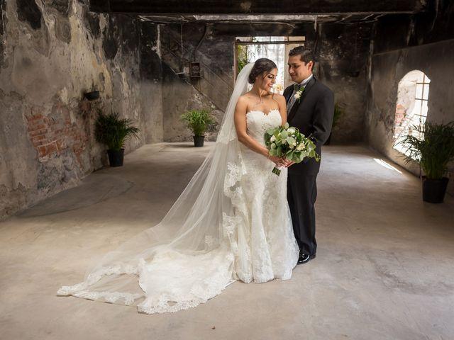 La boda de Mónica y Mario