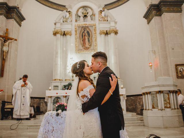 La boda de Mariel y Eduardo