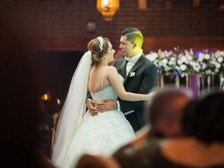 La boda de Dulce y Saulo
