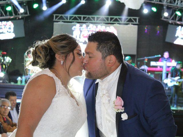 La boda de Brenda y Miguel