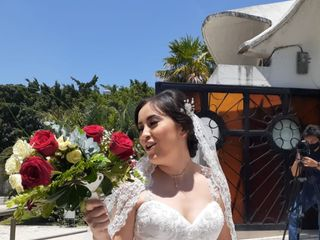 La boda de Esmeralda  y Josue 2