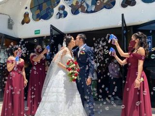 La boda de Esmeralda  y Josue 3