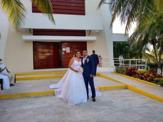 La boda de Joselín y Francisco
