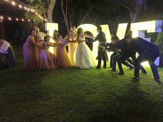 La boda de Joselín y Francisco  2