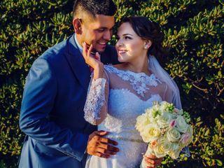 La boda de Celeste y Josue