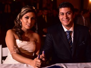 La boda de Adalid y Diego