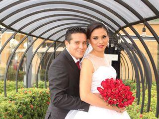 La boda de Jael y Juan