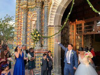 La boda de Brenda  y Isaac 1