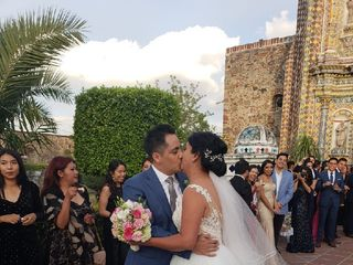 La boda de Brenda  y Isaac 2