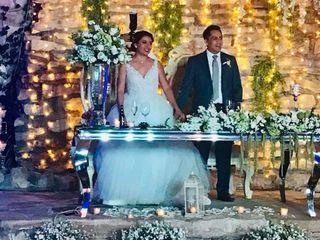 La boda de Brenda  y Isaac