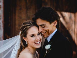 La boda de Cristina  y Federico  1