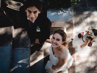 La boda de Cristina  y Federico  3