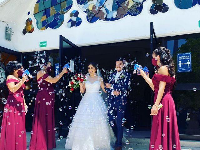 La boda de Esmeralda  y Josue