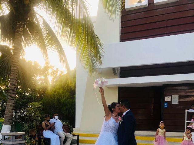 La boda de Francisco  y Joselín en Cancún, Quintana Roo 2