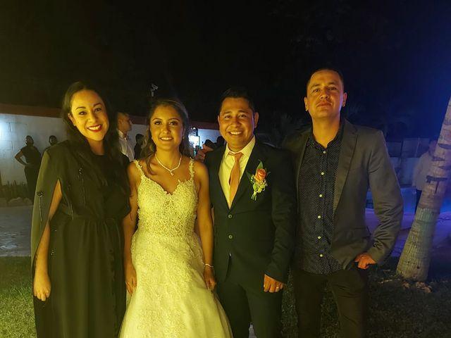 La boda de Francisco  y Joselín en Cancún, Quintana Roo 4