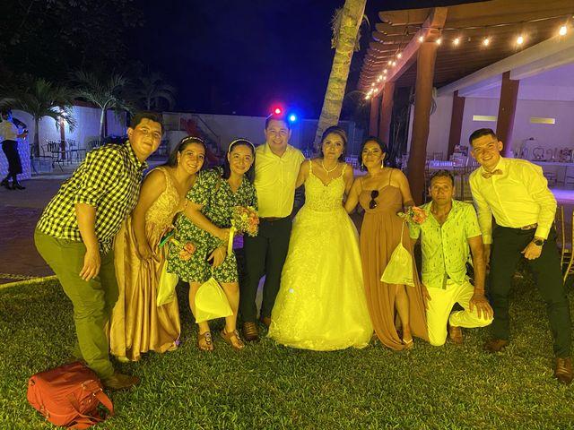 La boda de Francisco  y Joselín en Cancún, Quintana Roo 5