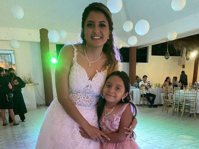 La boda de Francisco  y Joselín en Cancún, Quintana Roo 6