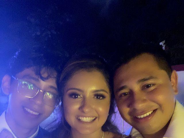 La boda de Francisco  y Joselín en Cancún, Quintana Roo 7