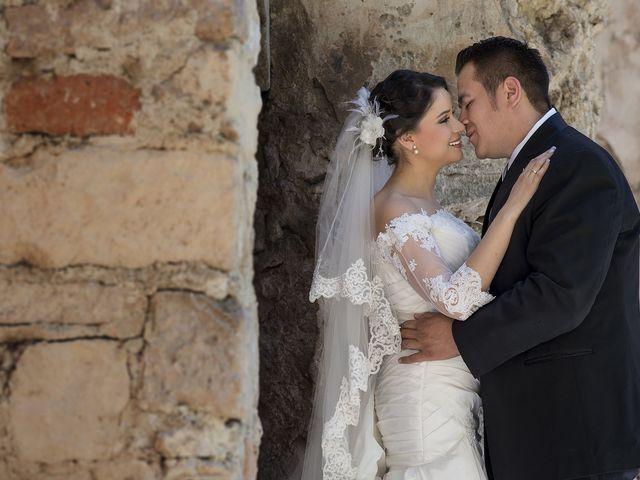 La boda de Montserrat y Miguel