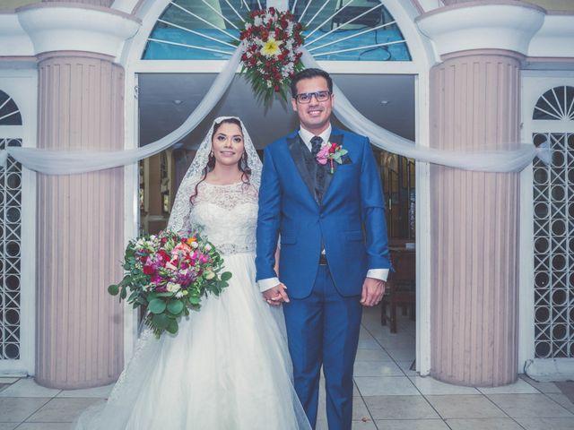 La boda de Montserrat y Emannuel