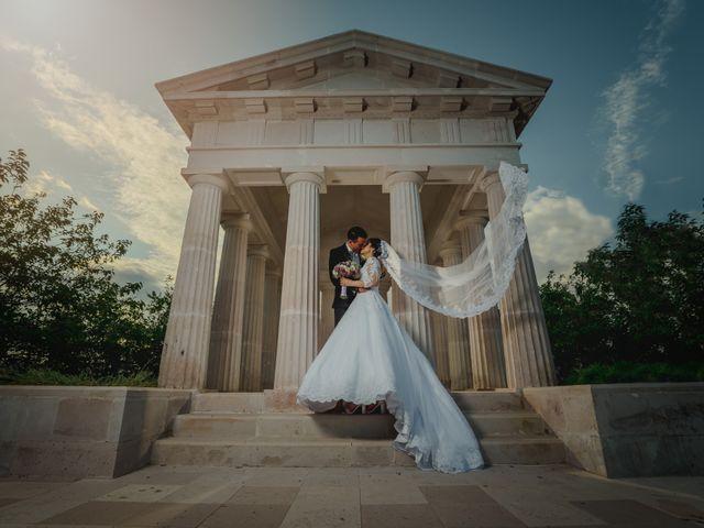 La boda de Mercedes y Cimoee