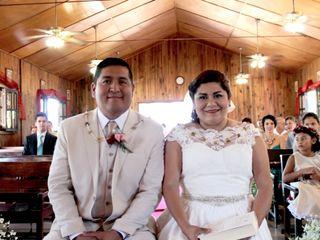 La boda de Alessia y Adrián 1