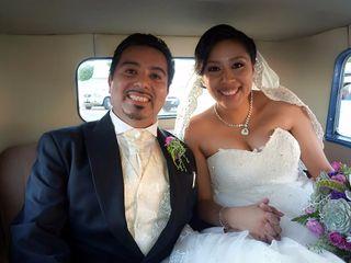 La boda de Rene y Dinorah