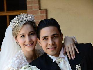 La boda de Deborah y Daniel 1