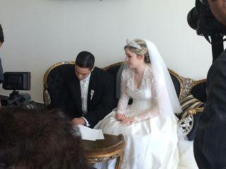 La boda de Deborah y Daniel