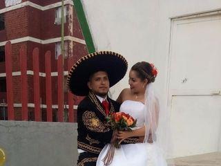 La boda de Angie y Omar 2