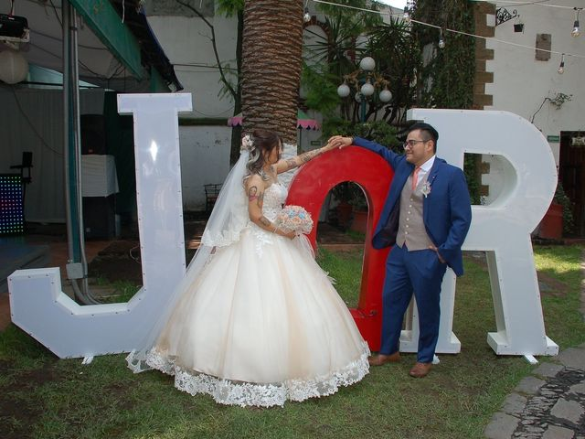 La boda de Jazmín  y Raúl