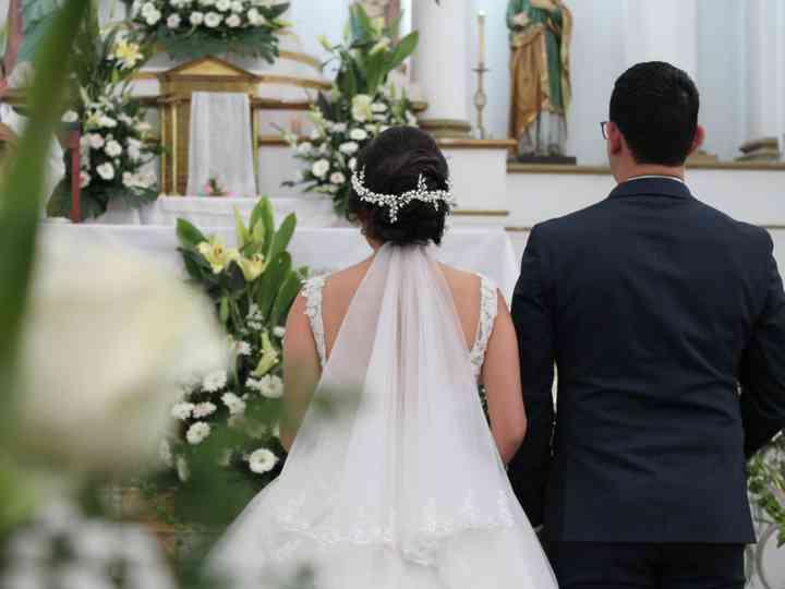 La boda de Elena y Benito